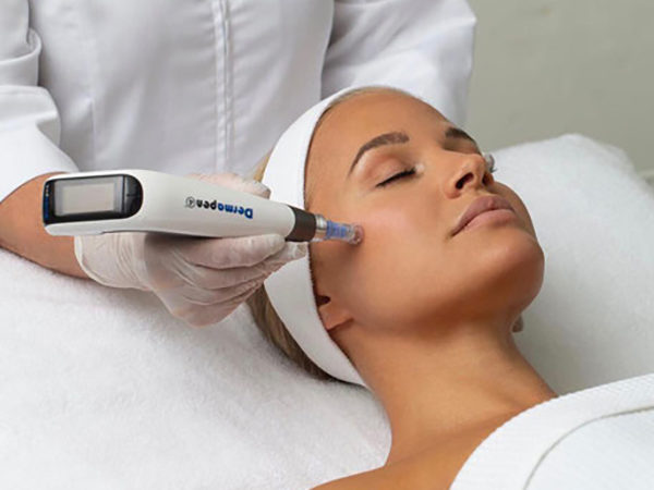 Microneedling Mikroneedling Dermapen Medical Beauty Aesthetic Frankfurt 16
